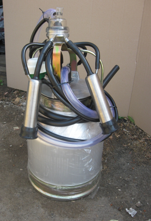 доильный аппарат аид 2-01 инструкция - фото 5