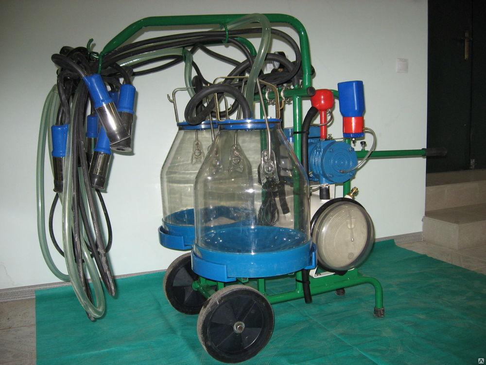 Як зробити вакумний насос для дойки корв