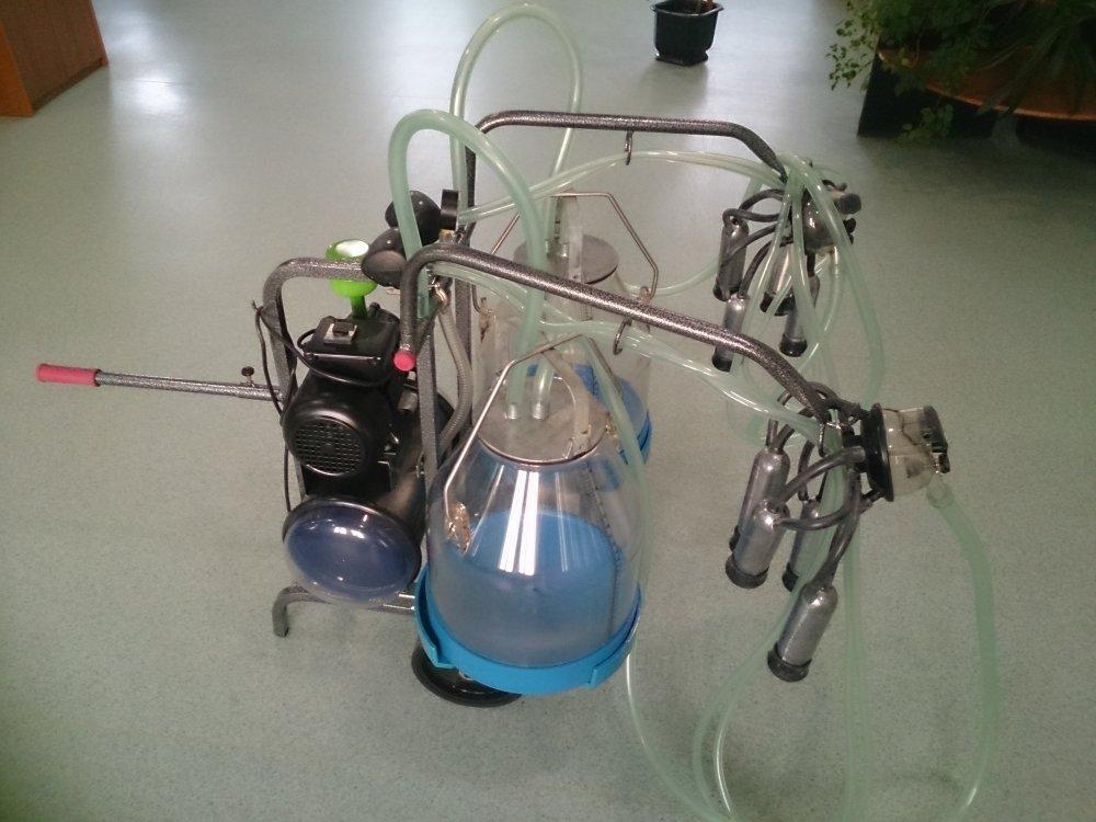 доильный аппарат аид 2-01 инструкция - фото 3