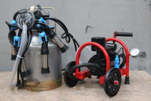 Фото: Доильный аппарат для коз Буренка 1