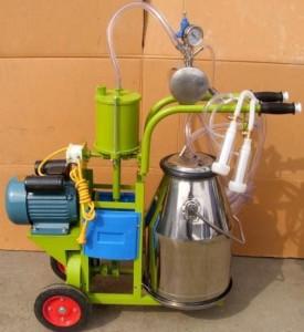 Фото: Самодельный доильный аппарат с использование пульсатора и вакуумного насоса
