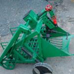 Фото: Картофелекопалка транспортерная КМ-4 для мотоблока под ВОМ