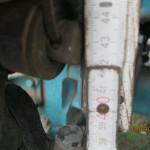 Фото №2: Регулировка плуга на мтз 80