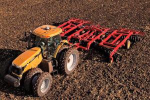 Фото: Борона дисковая тяжелая для проведения сельскохозяйственных работ на запущенных и пропаханных землях