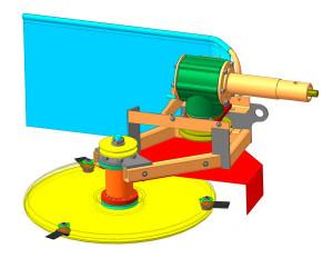 Фото: Косилка роторного типа КРМ-1