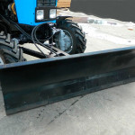 Фото: Лопата-отвал для трактора МТЗ-82 №1
