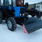 Фото: Лопата-отвал для трактора МТЗ-82 №2