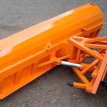 Фото: Лопата-отвал для трактора МТЗ-82 №6