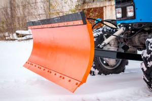 Фото: Отвал для трактора МТЗ-82