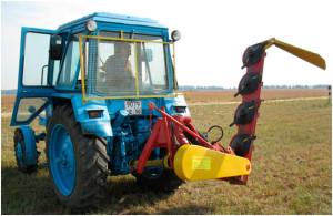 Фото: Косилка роторная для трактора