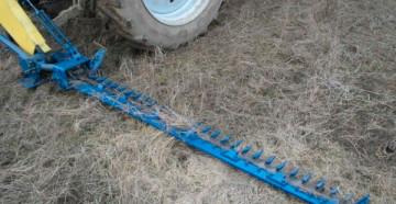 Фото: Сегментная косилка для тракторов МТЗ