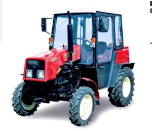 фото: трактор для небольших хозяйств