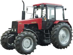 фото: трактор универсал мтз