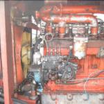 Фото: двигатель комбайна кпс