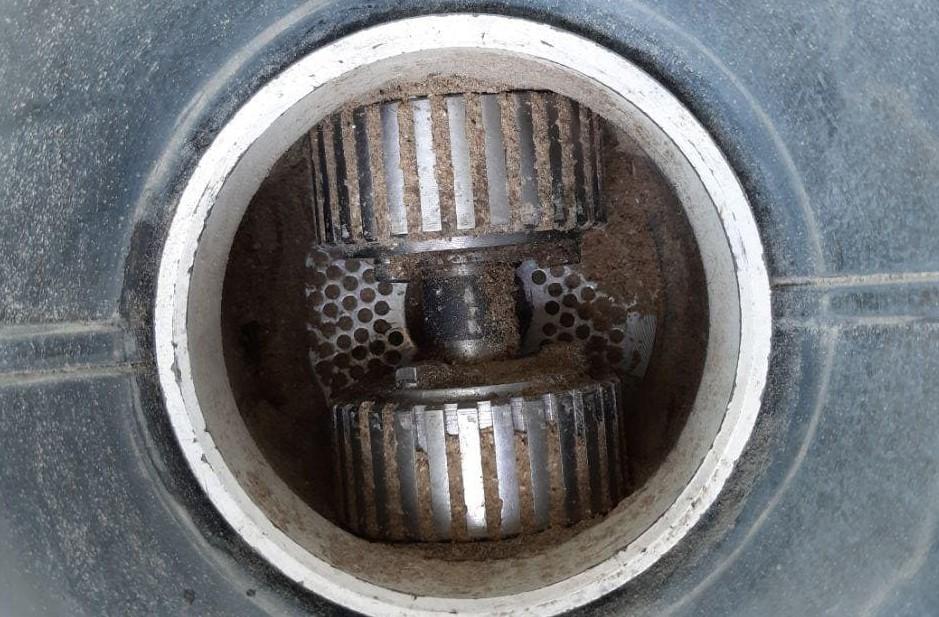 Матрица мини гранулятора zlsp-120